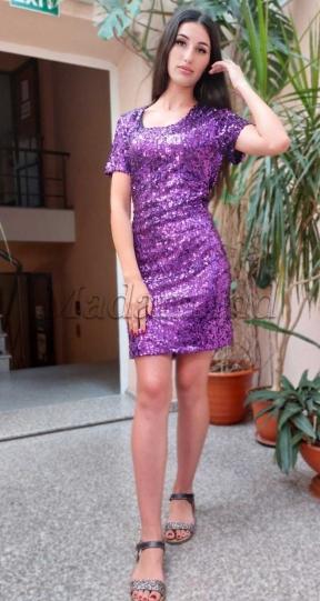 Evening Dress ER4578
