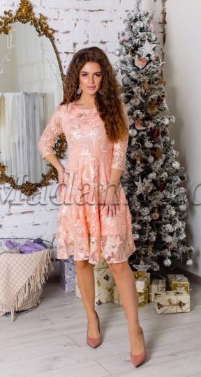 Платье 6788